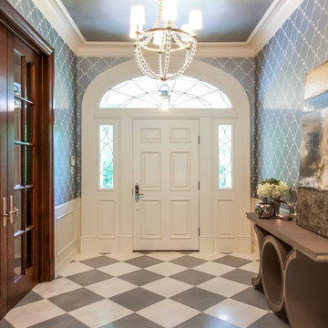 Fairview Transitional Custom Home