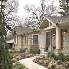 Traditional Exterior by ROTHERS Design/Build