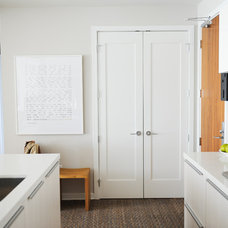 Contemporary Entry by Shift Interiors