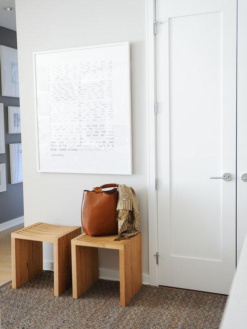 Scandinavian small acapulco chair foyer design ideas, renovations ...