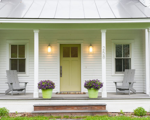 Prefab Porches prefab house porch | houzz