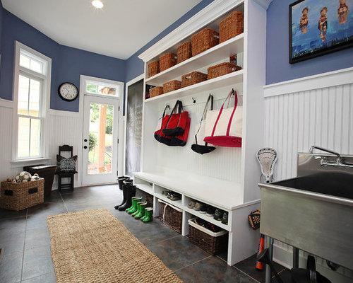 Houzz Mudroom Sink Design Ideas Amp Remodel Pictures