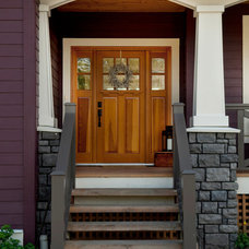 Traditional Entry by Rockridge Fine Homes
