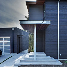 Modern Entry by lewis + smith