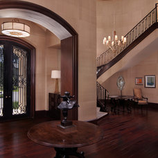 Contemporary Entry by Anything But Plain, Inc.