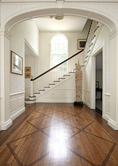 American Traditional Entry By Design Resource