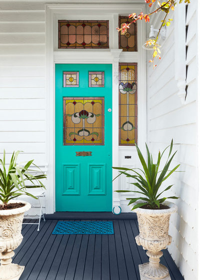 Victorian Entry by Dulux Paint