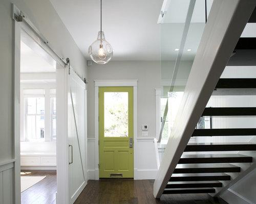 Treppe haustür eingang: unser hausbau mit okal stand außenanlagen ...