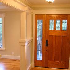 Traditional Entry by PB BIM + BUILD