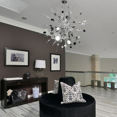 Contemporary Entry by NathalieTremblay - Atelier Cachet