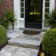 Traditional Exterior by Poynter Landscape Architecture & Construction