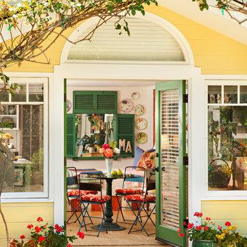 Flea Market Cottage