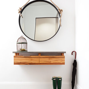 Новые идеи обустройства дома: прихожая в стиле модернизм