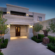 Contemporary Entry by Peter Fryer Design