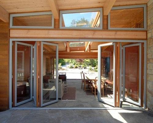 Door overhang houzz entryway contemporary entryway idea in vancouver with a glass front door eventshaper