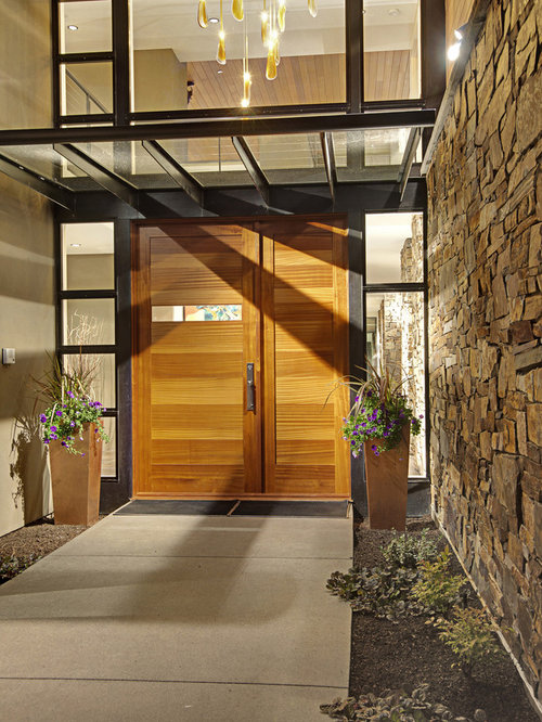 Door Canopy Ideas Pictures Remodel And Decor