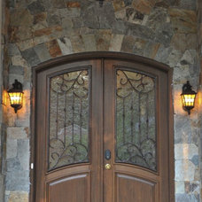 Mediterranean Entry by SEED Homes
