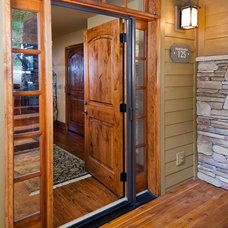 Craftsman Entry by Sineath Construction