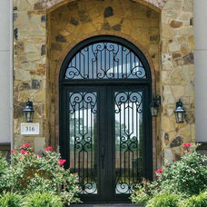 Mediterranean Entry by US Door & More Inc