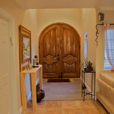 Rustic Entry by Ayelet Designs