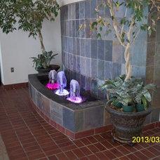 Modern Entry by Windridge Gardens, LLC