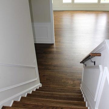 Foyer & Interior Stairs