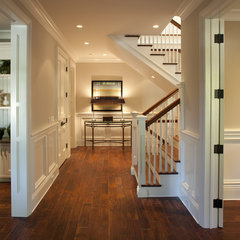 traditional entry by Arch Studio, Inc.
