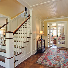 Farmhouse Entry by Corbo Associates Inc.