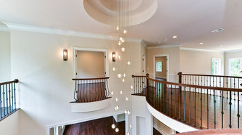 Foyer Custom Chandelier