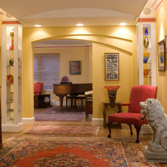 eclectic entry by Designing Solutions