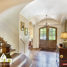 Traditional Entry by Archways And Ceilings Made Easy