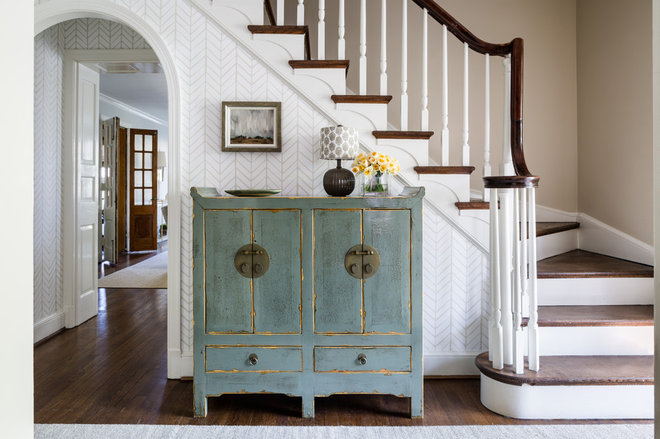 Transitional Entry by Lily Mae Design