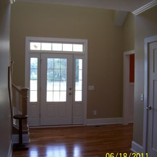 Traditional Entry Foyer