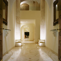 mediterranean entry by Jerry Jacobs Design, Inc.
