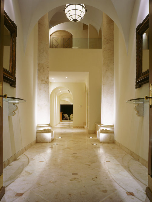 Marble Foyer Houzz