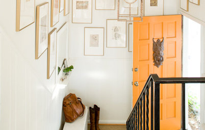 Weekend Decorating: 8 Ideas for Lighting Your Entry