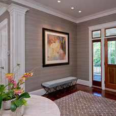 Transitional Entry by L.S. Design