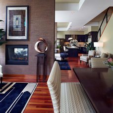 Contemporary Entry by Pat Manning-Hanson, ASID