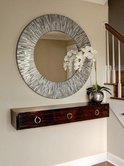 Foyer idee shelf home design ideen - Idee entry ...