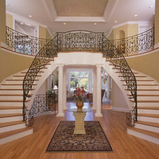 Traditional Entry by Design Studio -Teri Koss