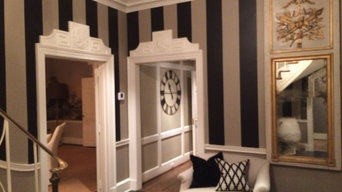 Foyer stripes