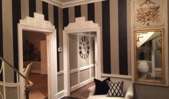 Foyer stripes