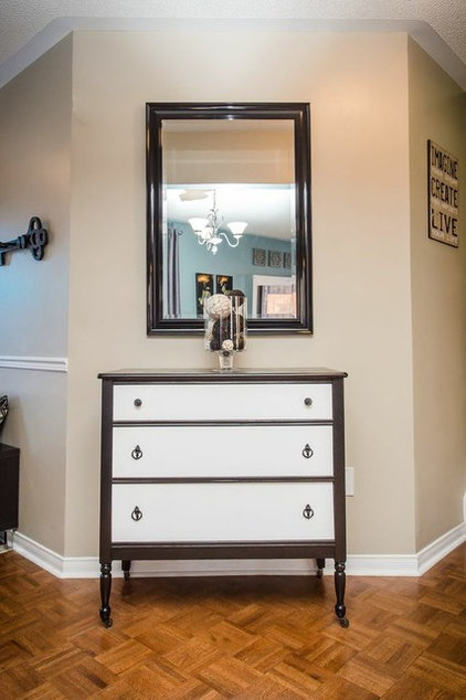 Traditional Entry by Sunlight Staging & Home Decor