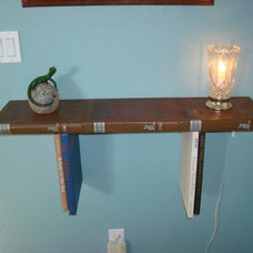 Contemporary Entry Foyer table