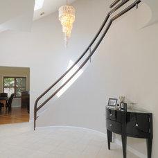 Modern Entry by Taylor Bryan Company