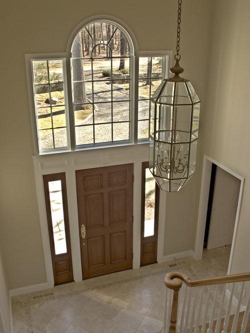 Open Foyer Quiz : Foyer tile installation