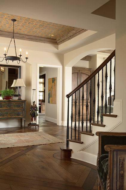 Traditional Entry by Twist Interior Design