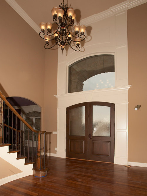 Story Foyer Ideas : Traditional two story foyer entryway design ideas