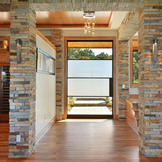Transitional Entry by Legend Lighting