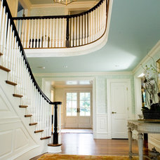 Traditional Entry by Sandy Spring Builders